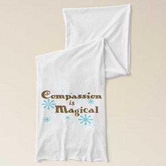 同情は魔法です スカーフ