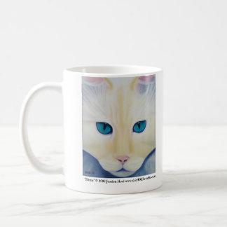 同様にマグ(左利きの) コーヒーマグカップ