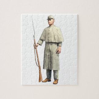 同盟兵士の監視 ジグソーパズル