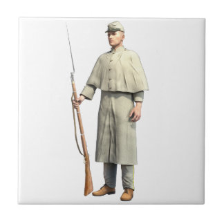 同盟兵士の監視 タイル
