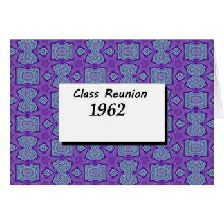 同窓会1962年 カード