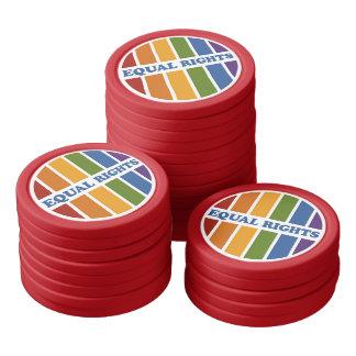 同輩はポーカー用のチップを訂正します ポーカーチップ