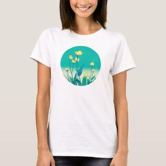 名もなき花 Tシャツ