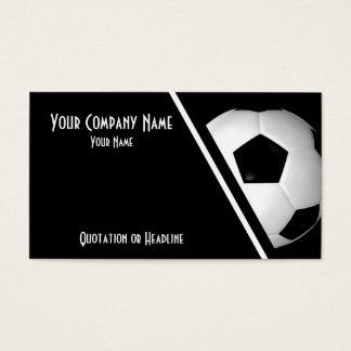 名刺のサッカー/フットボール 名刺