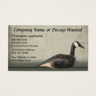 名刺のテンプレート: おとりビジネス 名刺