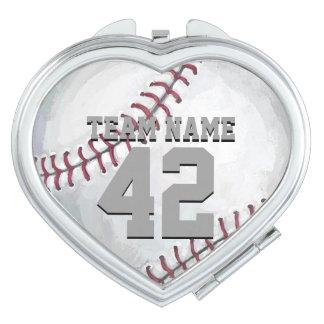 名前および数を用いる野球