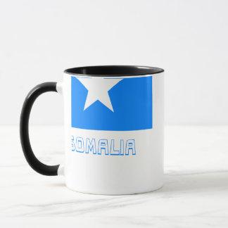 名前のソマリアの旗 マグカップ