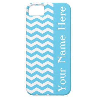名前のバルバドスの波の波シェブロン iPhone SE/5/5s ケース