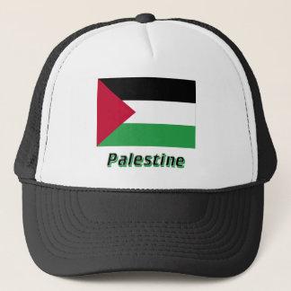 名前のパレスチナの動きの旗 キャップ