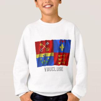 名前のボークリューズの振る旗 スウェットシャツ