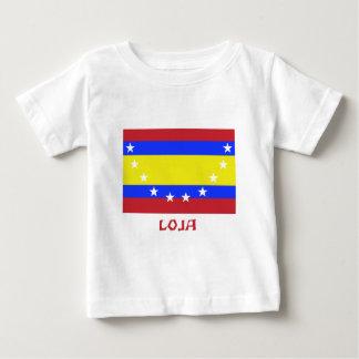 名前のロハの旗 ベビーTシャツ