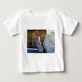 名前の水田 ベビーTシャツ