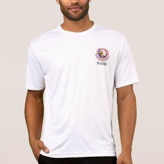 名前のNMTF-1 microfiber Tシャツ