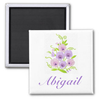 名前をカスタムする- Sweetpeaの女の子/女性の磁石 マグネット