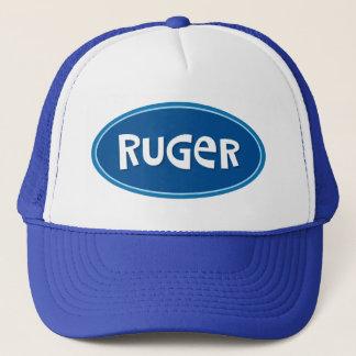 名前をカスタムするRuger キャップ