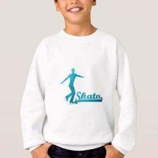 名前入りでカスタムなフィギュアスケートのGiftware スウェットシャツ