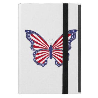 名前入りで愛国心が強い蝶iPad Miniケース iPad Mini ケース