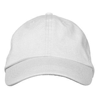名前入りで調節可能な帽子 ベースボールキャップ