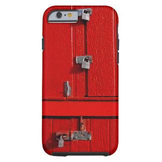 名前入りなおもしろいのカッコいいのユニークな*Great Gift* iPhone 6 タフケース