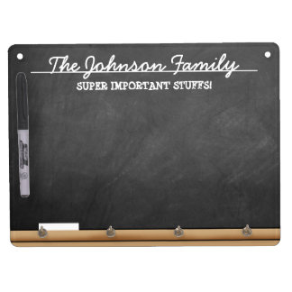 名前入りなのど黒板 ドライイレースボード