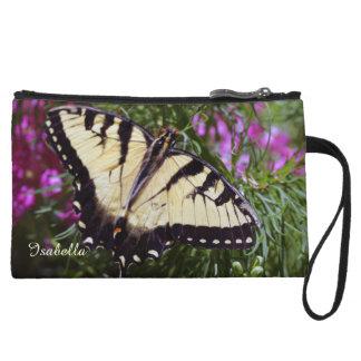 名前入りなアゲハチョウの蝶Mariposa クラッチ