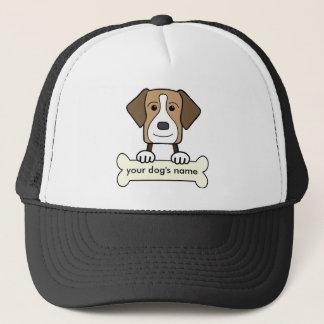 名前入りなアメリカFoxhound キャップ