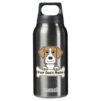 名前入りなアメリカFoxhound 断熱ウォーターボトル