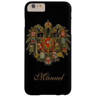 名前入りなオーストリアハンガリー BARELY THERE iPhone 6 PLUS ケース