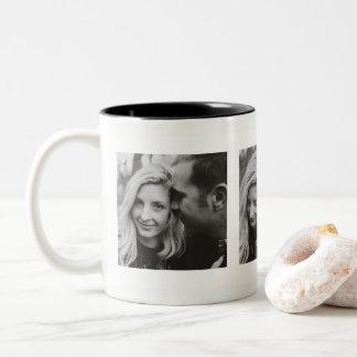 名前入りなカスタム3の写真 ツートーンマグカップ
