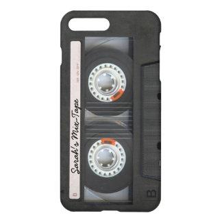 名前入りなカセットレトロ組合せテープ iPhone 7 PLUSケース