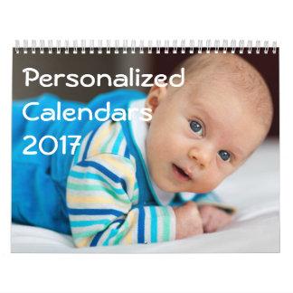 名前入りなカレンダー2017年 カレンダー