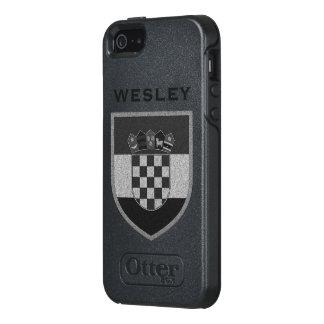 名前入りなクロアチアの旗 オッターボックスiPhone SE/5/5s ケース
