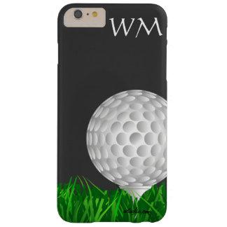 名前入りなゴルフ・ボールゴルフ BARELY THERE iPhone 6 PLUS ケース