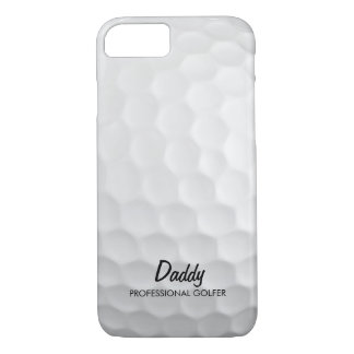 名前入りなゴルフ・ボール iPhone 8/7ケース