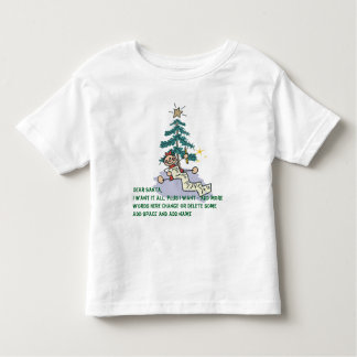Personalized Baby or Toddler Christmas Clothing
