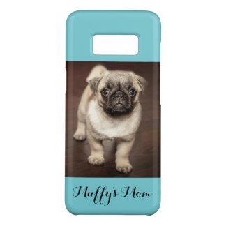 名前入りなペットお母さんの写真のSamsung S8の電話箱 Case-Mate Samsung Galaxy S8ケース