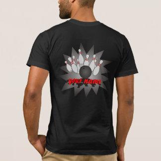 名前入りなボーリング Tシャツ