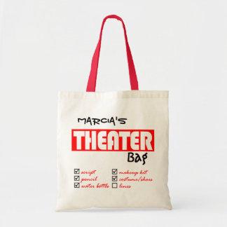 名前入りな劇場のトート トートバッグ