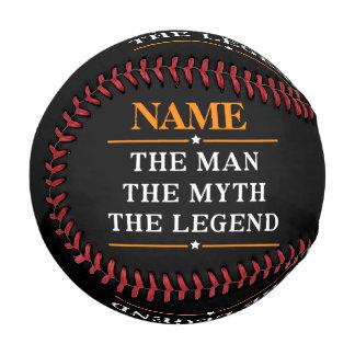 名前入りな名前人神話伝説 野球ボール