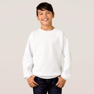 名前入りな子供XLのスエットシャツ スウェットシャツ