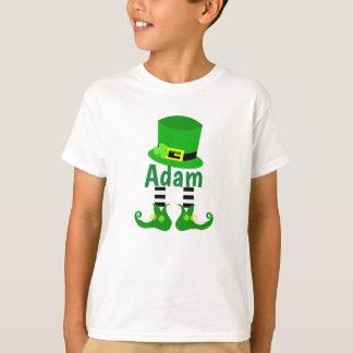 名前入りな小妖精のTシャツ Tシャツ