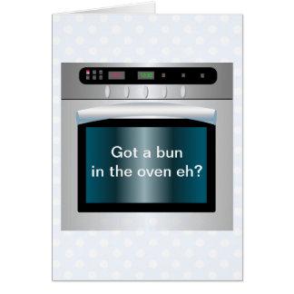 名前入りな文字が付いているオーブンのグラフィック カード