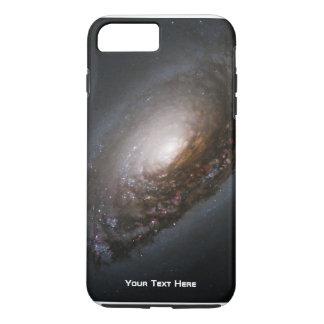 名前入りな渦状銀河 iPhone 8 PLUS/7 PLUSケース