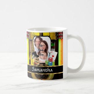 名前入りな相場師 コーヒーマグカップ