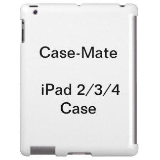 名前入りな穹窖のiPad 2、3、及び4場合 iPad ケース