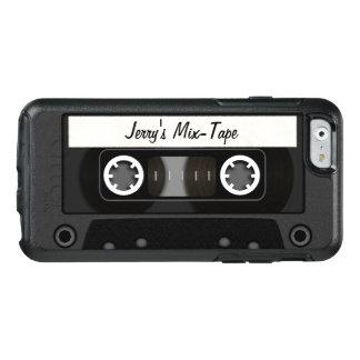 名前入りな組合せテープ オッターボックスiPhone 6/6Sケース