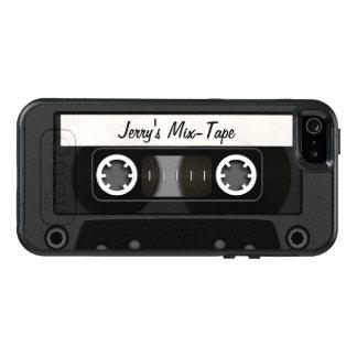 名前入りな組合せテープ オッターボックスiPhone SE/5/5s ケース