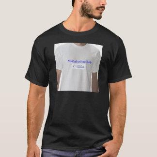 名前入りな項目 Tシャツ