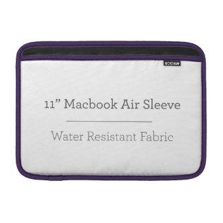 名前入りな11in Macbookの空気袖 MacBook スリーブ
