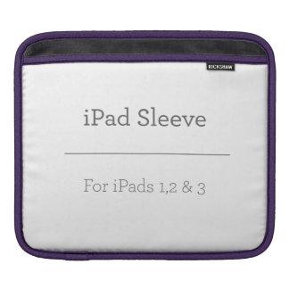 名前入りなiPadの袖 iPadスリーブ
